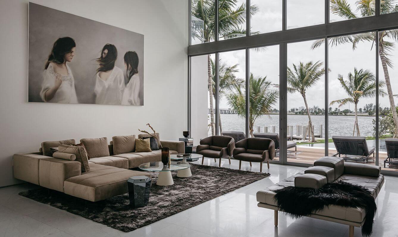 The Amsterdam Sofa