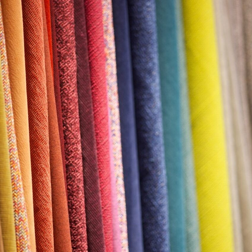 In Store - Fabric Wall